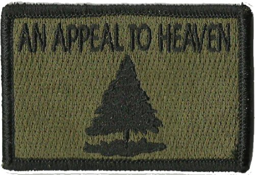 Appeal To Heaven Tactical Patch - Olive Drab