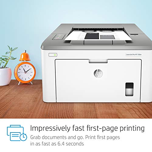 HP Laserjet Pro M118dw Wireless Monochrome Laser Printer with Auto Two-Sided Printing, Mobile Printing & Built-in Ethernet (4PA39A) by HP (Image #7)