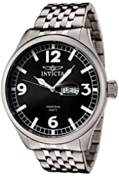 Invicta Men's 0371 II Collection Stainless Steel Watch