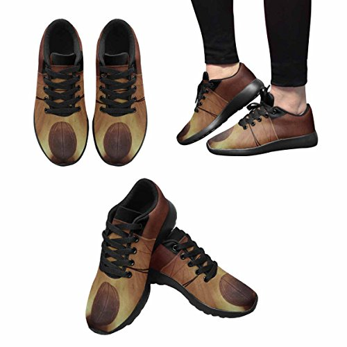 D-Story Jogging Running Sneaker Basketball On Wooden Court Floor Womens Casual Comfort Sports Walking Running Shoes Black HRkHAUDso