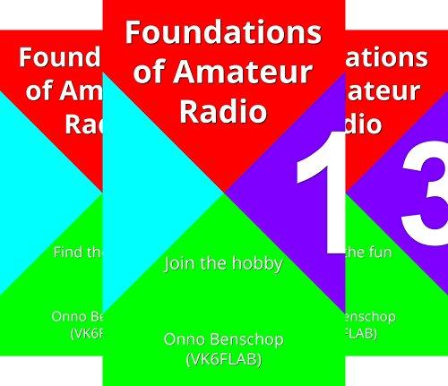 Foundations of Amateur Radio (6 Book Series)