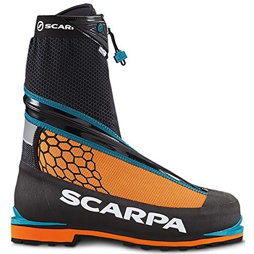 Tech Scarpa Black orange Botas Rígidas Phantom qtgBwt6Fx