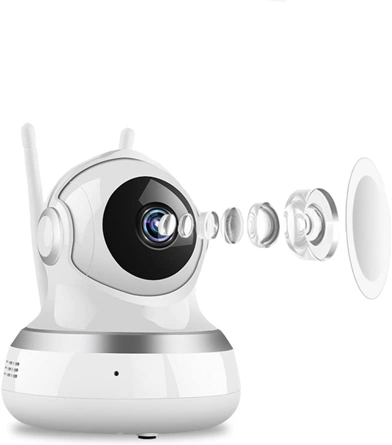 1080P HD Wireless IP Camera Home Security Smart WiFi Audio CCTV Night Vision