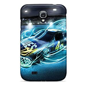 Great Cell-phone Hard Covers For Samsung Galaxy S4 (Wci7358bpao) Custom Attractive Jimmy Johnson Image