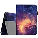 Fintie Folio Case for Kindle Fire HD 7' (2013 Old Model) - Slim Fit Folio Case with Auto Sleep/Wake Feature (Will only fit Amazon Kindle Fire HD 7, Previous Generation - 3rd), Galaxy