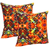 Karma Living CCLJ8294 Set Of 2 Pillow Cali 18x18 Pk Multi (2/24)