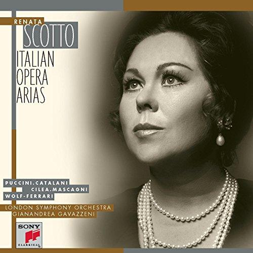 Renata Scotto: Italian Opera Arias (Ferrari-london-shop)