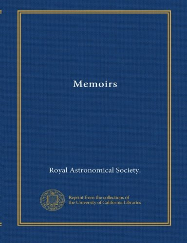 Memoirs (v.20 1851) PDF