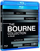 The Bourne Collection (4 Blu-Ray) [Italia] [Blu-ray]