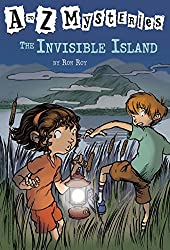 The Invisible Island (A to Z Mysteries)