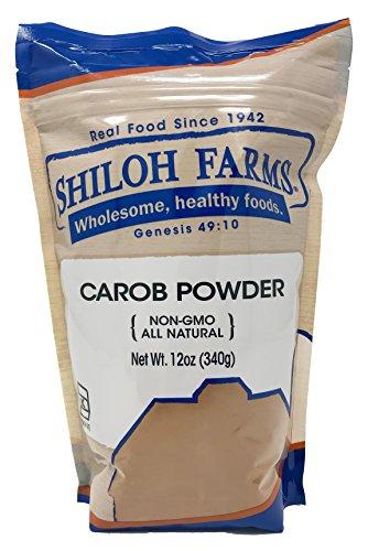 Oz Carob Powder 12 (Shiloh Farms Carob Powder -- 12 oz)
