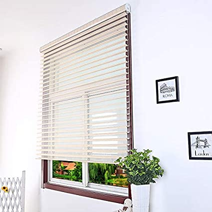 Aluminum Window Blinds And Shades,Shading Roller Shades Yarn Horizontal  Blinds For Windows Easy Install