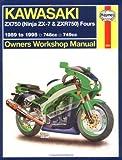 Haynes Kawasaki, ZX750 Ninjas ZX7 and ZXR 750 1989-1995 (Haynes Manuals)