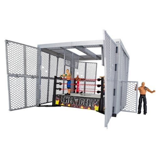 WWE Hell In The Cell Ring