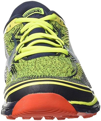 Multicolore Trail 6 Puregrit nightlife Uomo Running Brooks orange navy Scarpe Da 5x0I8dTqw