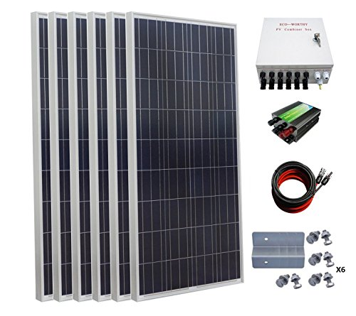 Motorhome Solar Battery Charger - 6