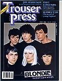 Trouser Press Magazine BLONDIE Jim Morri...