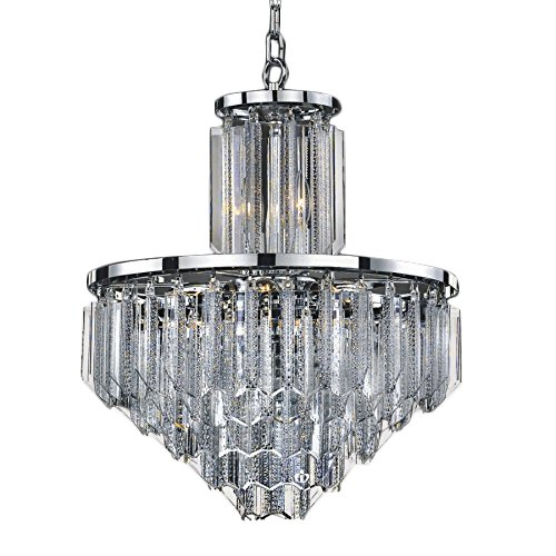 Glow Lighting 88D15SP 8800 Lucite Pendant Chandelier , (Lucite Pendant)