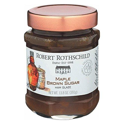 Brown Sugar Glaze - Robert Rothschild Farm Maple Brown Sugar Ham Glaze