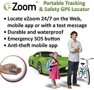 Securus EZOOM1000 Ezoom Personal Localizador GPS (Requiere Service ...