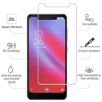 Madan] Vodafone Smart N10 Protector de Pantalla de Vidrio Templado ...