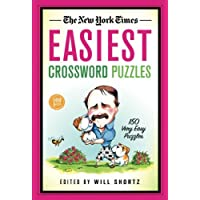 The New York Times Easiest Crossword Puzzles: 150 Very Easy Puzzles (New York Times Crossword Collections)