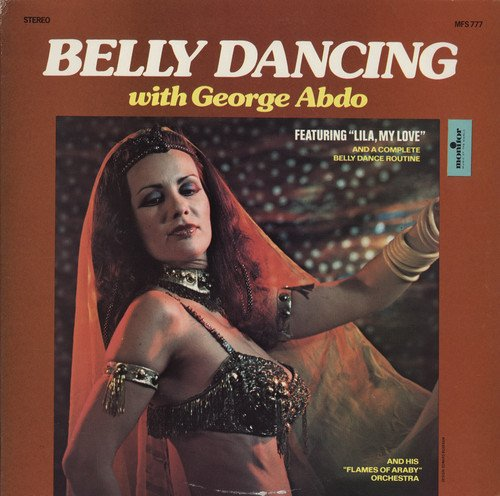 Price comparison product image Belly Dancing With George Abdo
