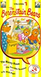 Berenstain Bears Vol 1: The Messy Room [VHS]