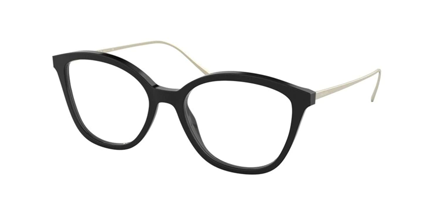 976247c09467a Prada CONCEPTUAL PR11VV Eyeglass Frames 1AB1O1-51 - PR11VV-1AB1O1-51 at Amazon  Men s Clothing store
