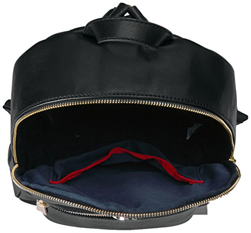 Tommy Hilfiger Backpack for Women Jaden, Black Polyvinyl Chloride by Tommy Hilfiger (Image #3)