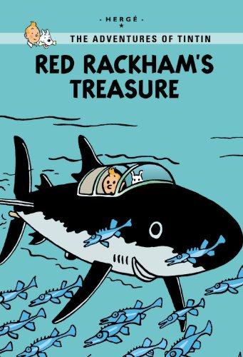 Book cover for Red Rackham's Treasure