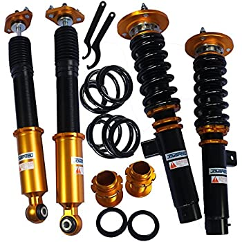 JDMSPEED New Racing Coilover For BMW E46 3 Series 98-02 Adjustable Suspension Kit