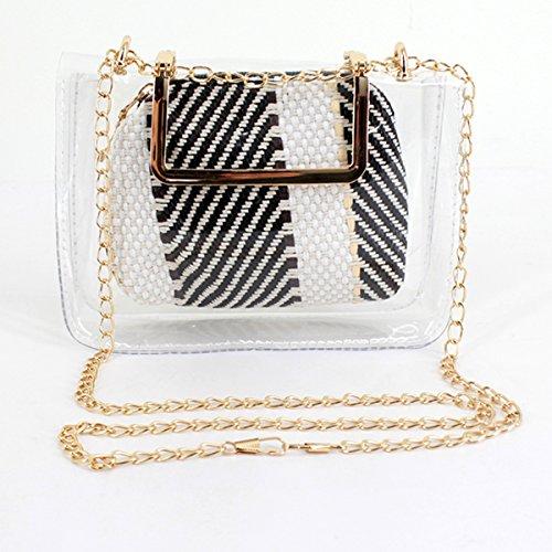 Bb Shoulder 02938 Black Womens Haute Bag 01yh Beige beige xYvBqn5nUw