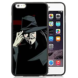 Vendetta Durable High Quality iPhone 6 Plus 5.5 TPU Phone Case