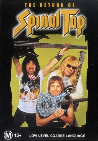 The Return of Spinal Tap