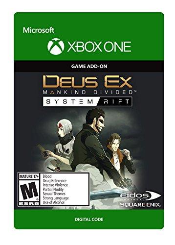 Deus Ex Mankind Divided: System Rift - Xbox One Digital Code by Ubisoft