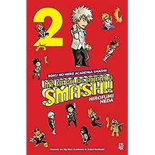 My Hero Academia Smash!! Boku no Hero - Volume 2