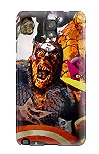 Anne Harris Pena's Shop Series Skin Case Cover For Galaxy Note 3(marvel)