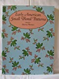 img - for Early American Small Floral Patterns (Dover Pictorial Archive Series) book / textbook / text book