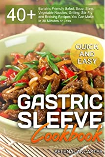 Weight loss surgery slow cooker cookbook 60 quick and easy gastric sleeve cookbook quick and easy 40 bariatric friendly salad soup forumfinder Image collections