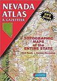 Nevada Atlas & Gazetteer (Delorme Atlas & Gazetteer)