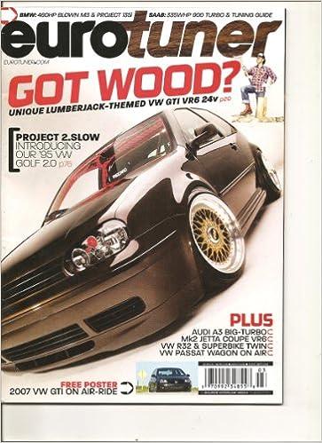 eurotuner Magazine (March 2010) Single Issue Magazine – 2010