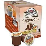 Grove Square Cappuccino, Pumpkin Spice, 24 Single Serve Cups