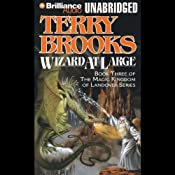 Wizard at Large | Terry Brooks
