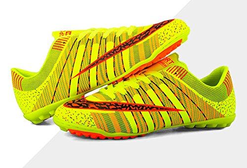 Shoes Soccer JiYe Men's Women's Sports Walking shoes Racquet Green Riding Running Pro Fashion Sneskers Jogging Anw8aRxgA