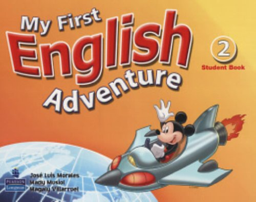 My First English Adventure, Level 2 Student Book