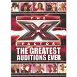 X Factor - - The Greatest Auditions Ever [DVD]
