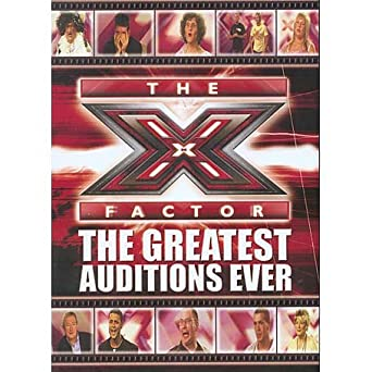 X Factor - - The Greatest Auditions Ever [DVD]: Amazon co uk: DVD