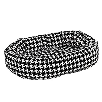 bowsers Diamond serie Microvelvet Donut perro cama por bowsers: Amazon.es: Productos para mascotas