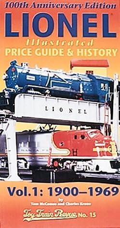 lionel price and rarity guide 1901 1969 2000 edition tom mccomas rh amazon com Pokemon Rarity Symbols MLP Rarity